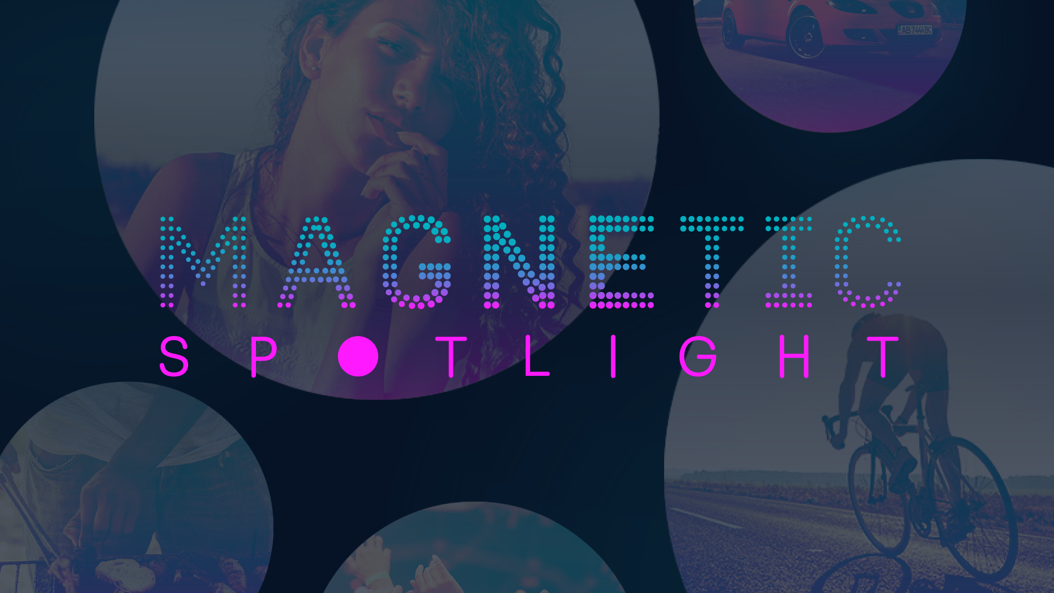 Magnetic Spotlight