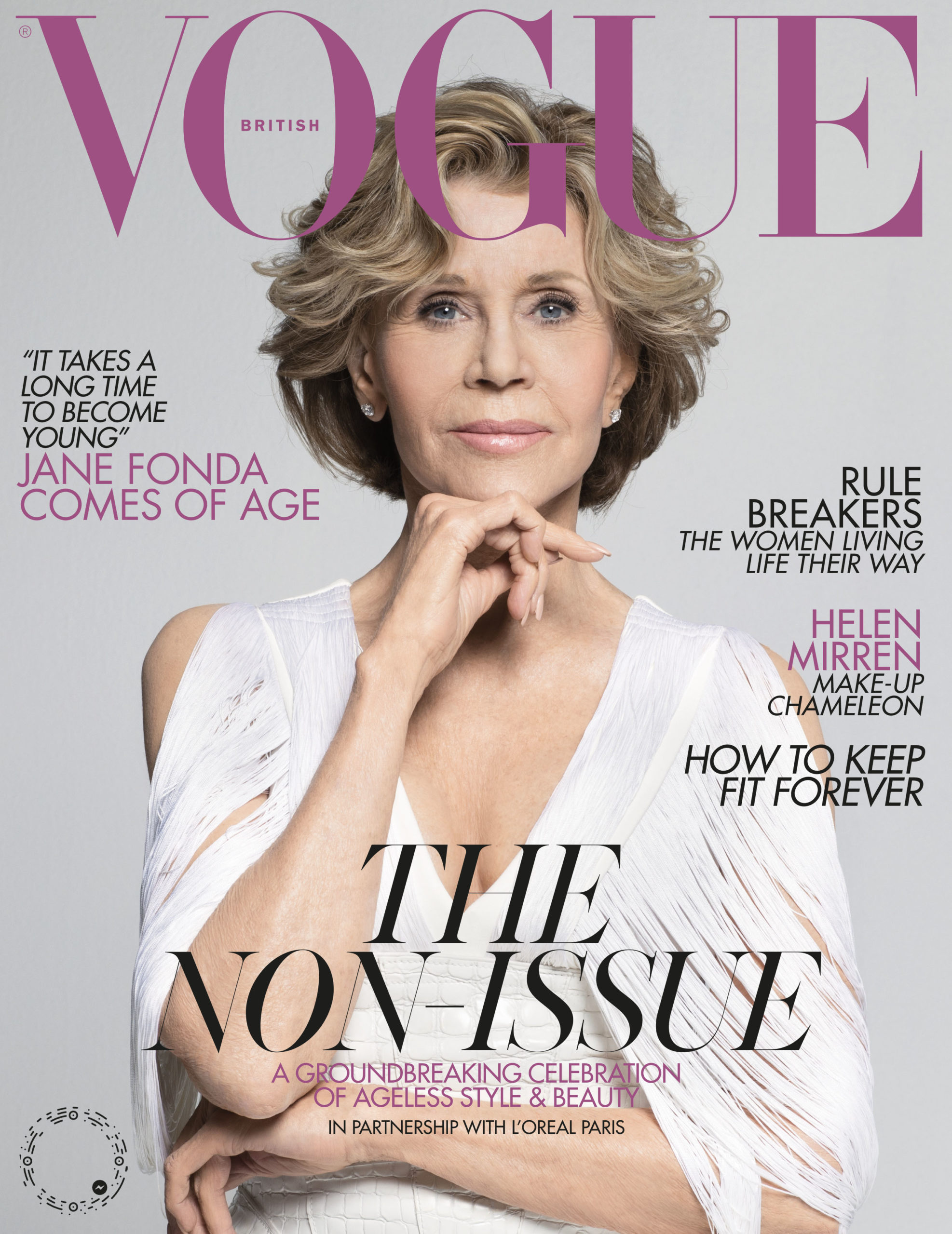 Vogue - The Non-issue
