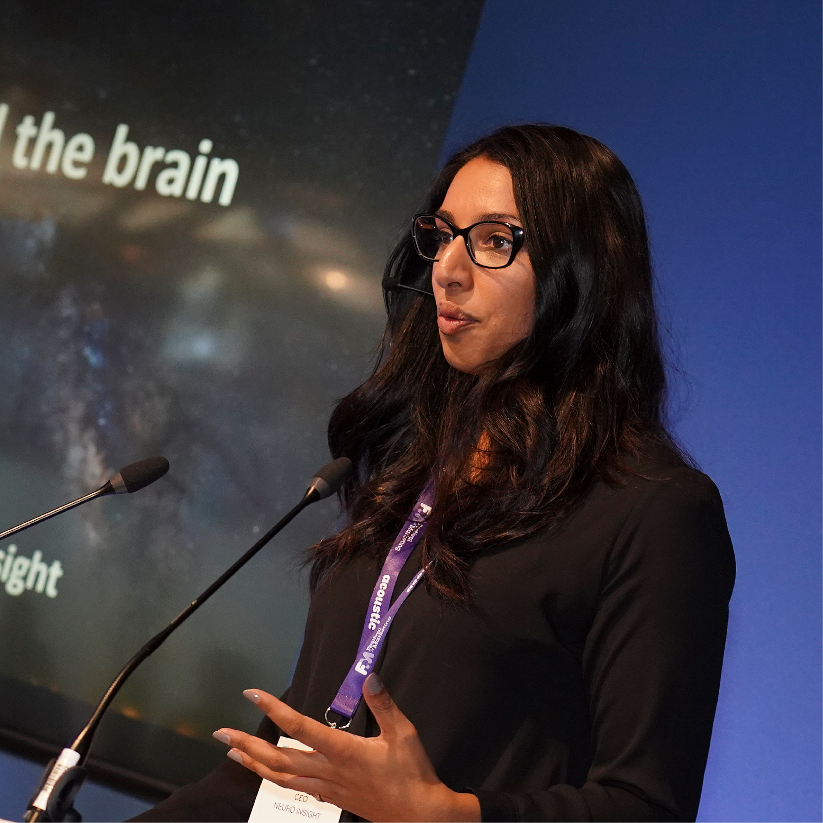 Shazia Ginai, Neuro-Insight